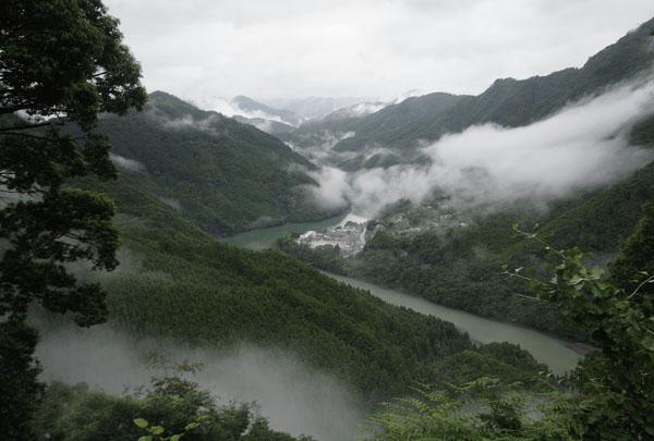 ーるブロ:世界遺産「紀伊山地 ... : 日本の山地山脈 : 日本