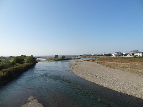 安芸川下流域