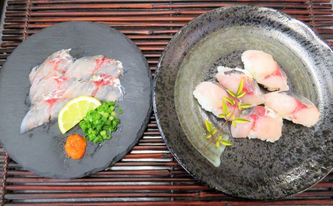 旬に入る天然魚と旬を外れた養殖...