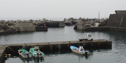 行当岬漁港