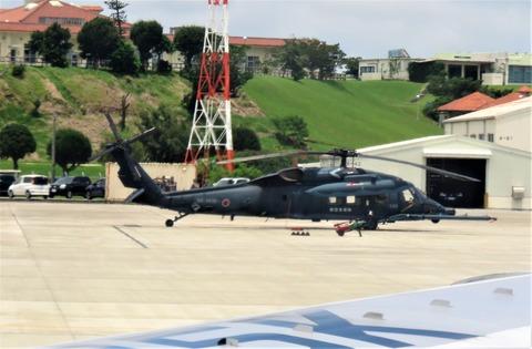 救難ヘリコプター三菱重工UH-60J