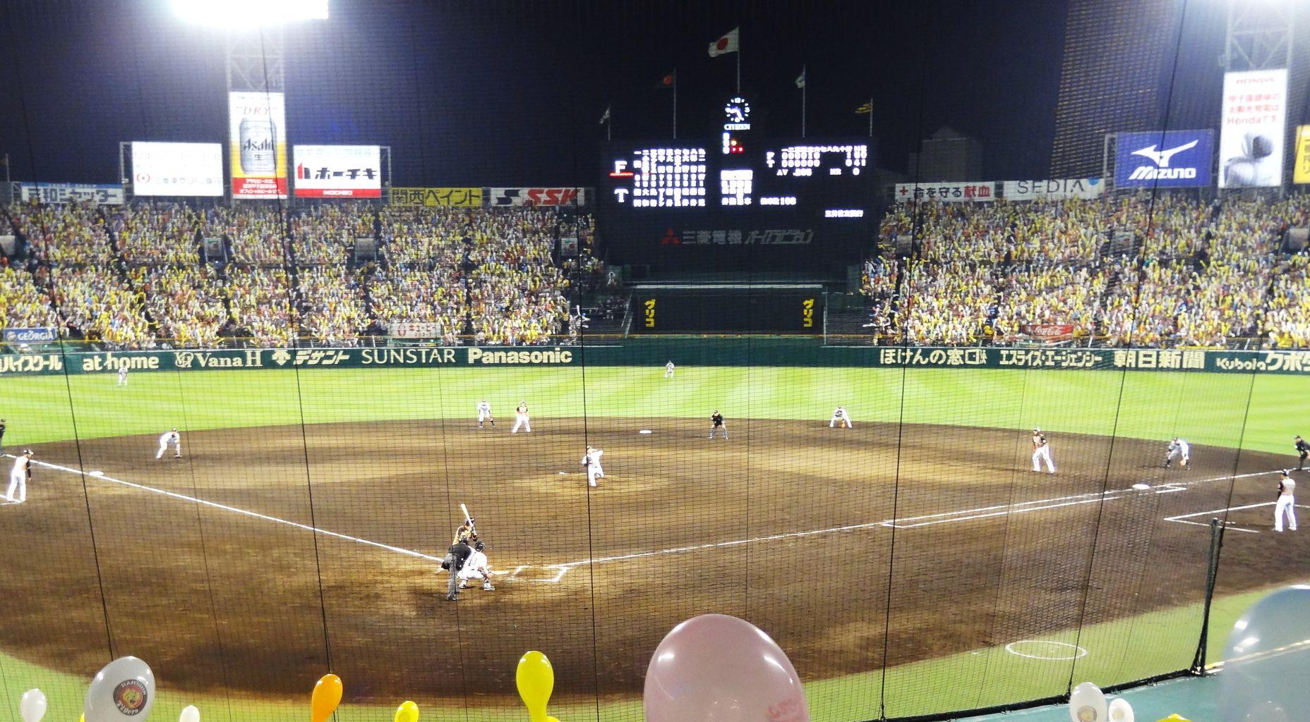 阪神タイガース観戦ツアー : 土佐料理 旬の鰹がゆく!