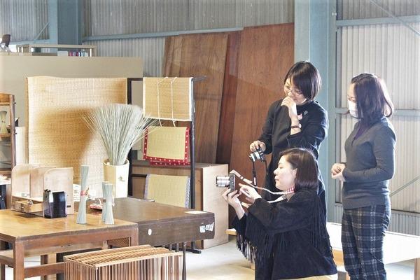 土佐い草クラフト体験 033