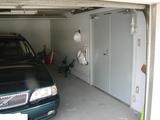 ガレージ間仕切壁
