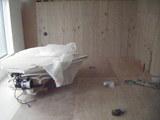 浴槽側置き床