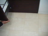 テラコッタ調の床ともマッチします。