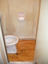 施工前WC