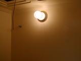 浴室照明新規