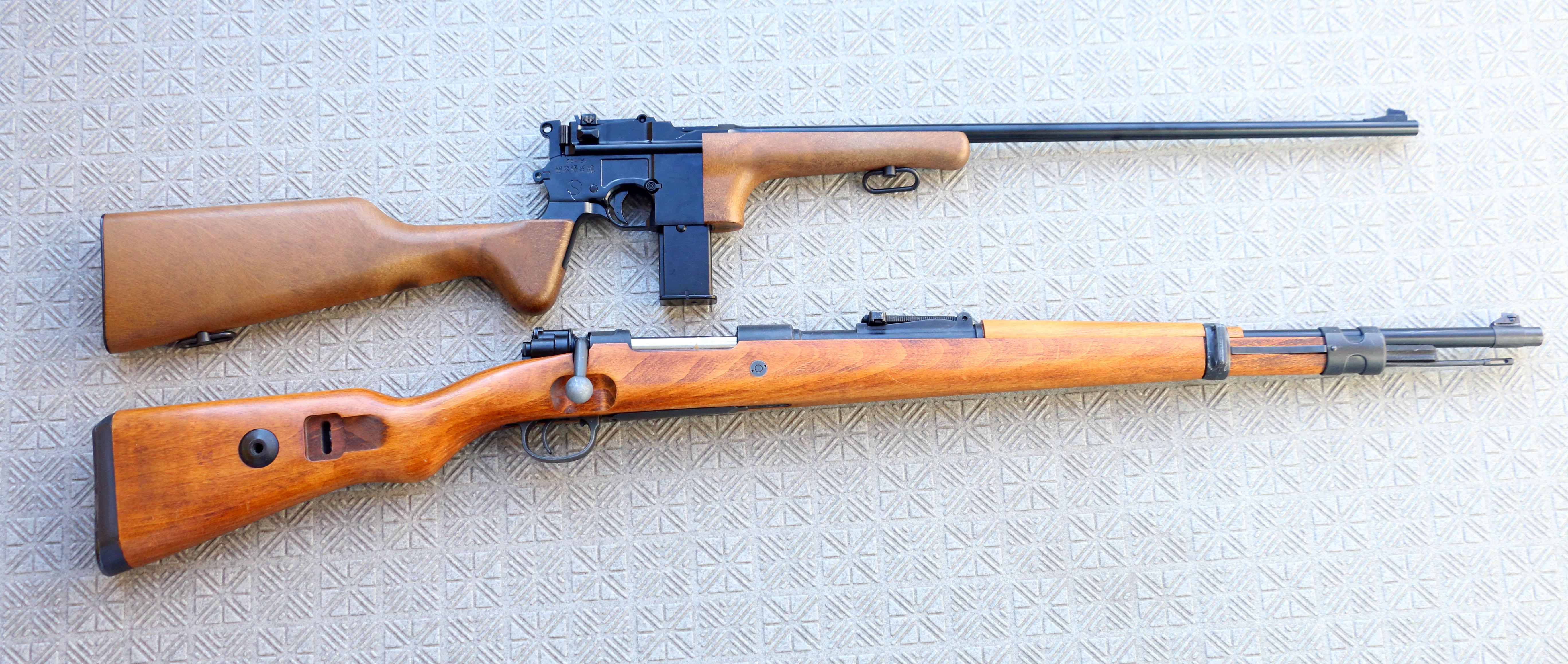 Sniper Rifles : WE M712 Carbine GBB