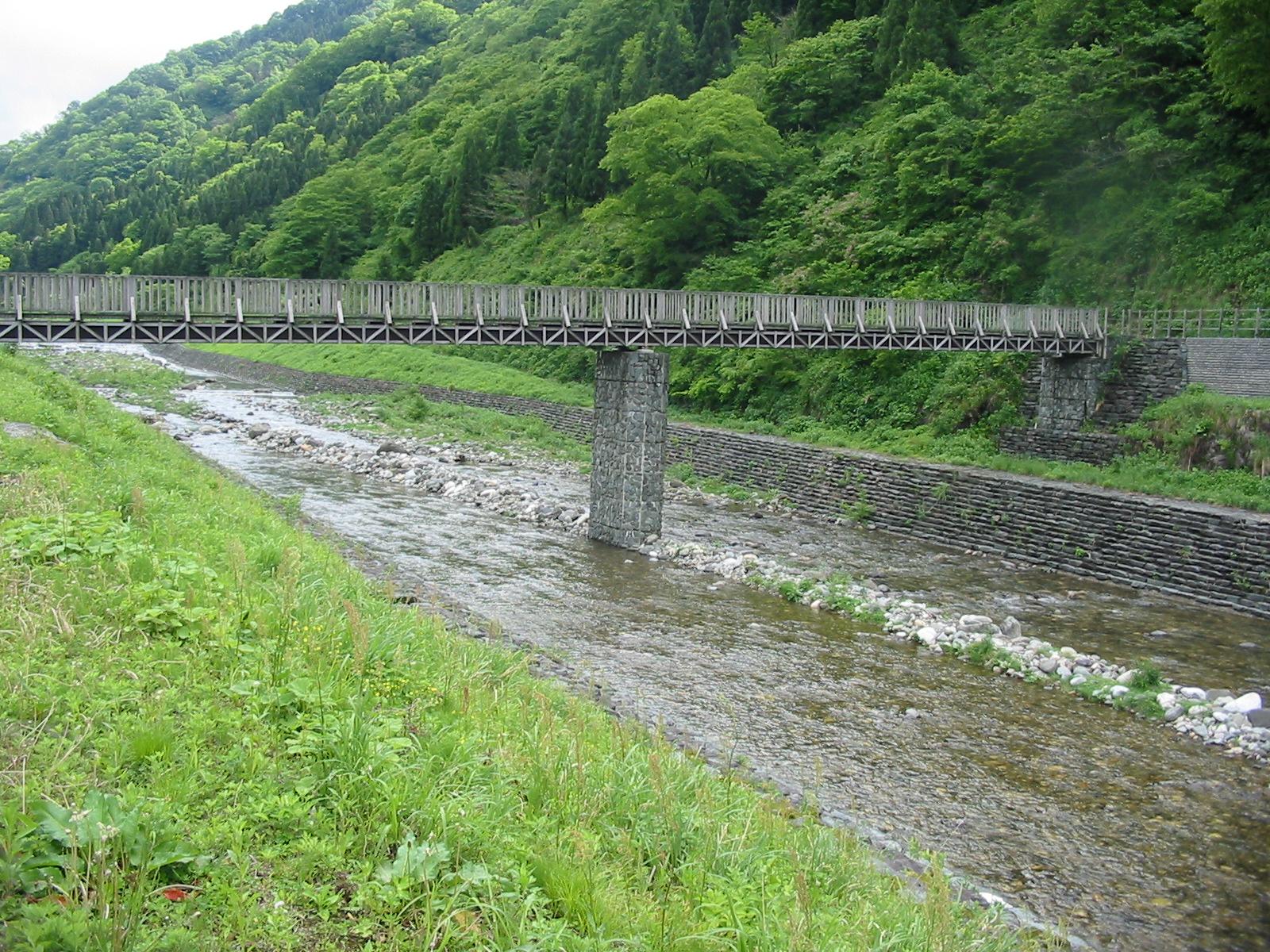 H20.05.25 フライ釣行 利賀川 : 富山のとし 鮎の友釣り日記 等