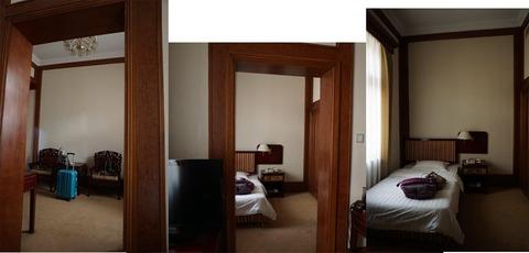 大和ホテルシングルルーム