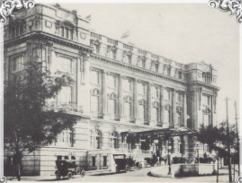 100年前の大和ホテル