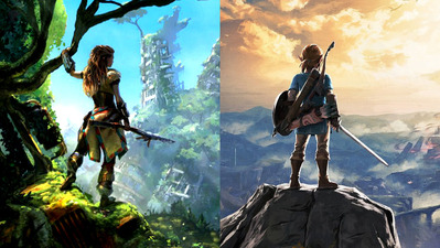 Horizon-Zero-Dawn-v-Zelda-Breath-of-the-Wild