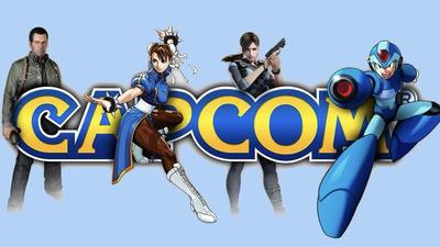 Capcom-Blue