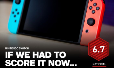 Nintendo Switch Review In Progress - IGN