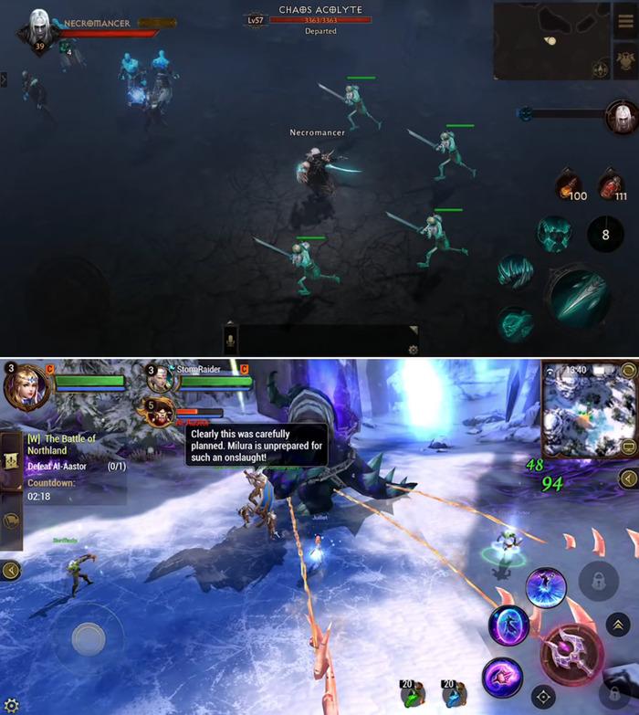 Diablo-vs-Crusaders-of-Light