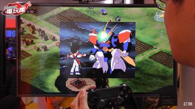 (31) 《超級機器人大戰 X