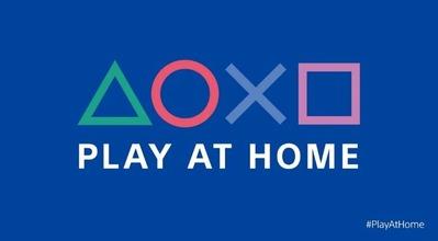 「Play At Home」 (2)