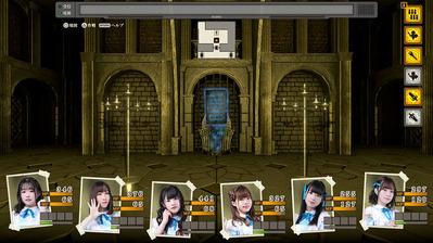 【誰得】3DダンジョンRPG『黄泉ヲ裂ク華』に世界観ぶち壊しの実写アイドルが参戦