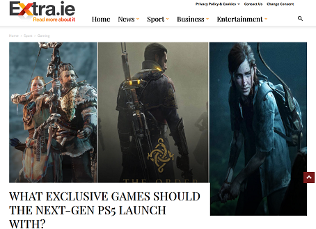 What Exclusive Games
