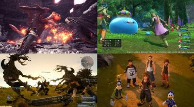 【PS4日本発売5周年記念】PS4ソフト売上ランキングTOP50発表!!1位~3位はすべてミリオン越え!!!
