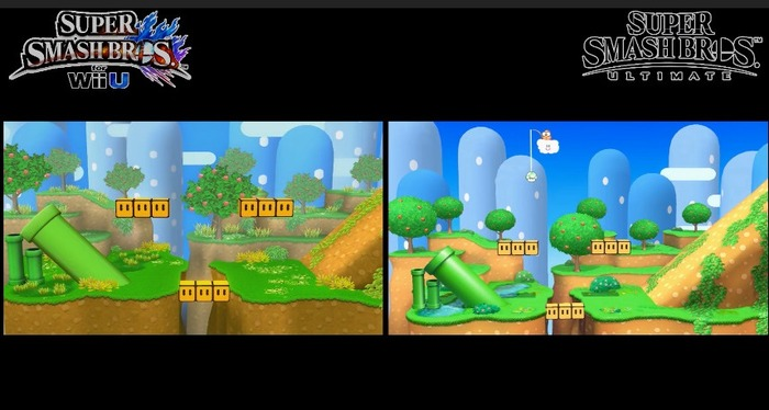 (2) Super Smash Bros. Ultimate
