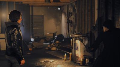 【PS4/PC】スクエニが贈るシネマティックアクションADV『THE QUIET MAN』最新トレイラーが公開!!