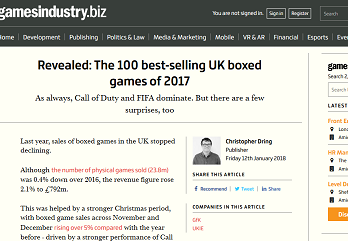 Revealed- The 100 best-selling UK