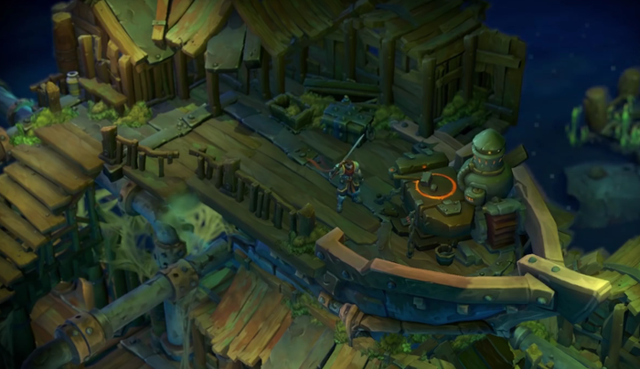 Battle Chasers- Nightwar –