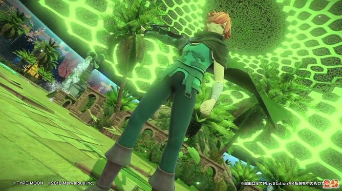 (59) PS4-PS Vita『Fate-EXTELLA LINK』