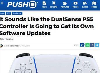It Sounds Like the DualSense