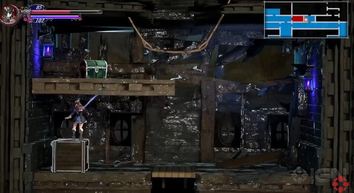 16 Minutes of Bloodstained-
