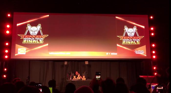 (17) FFXV Noctis Reveal for TEKKEN 7 TWT Finals - YouTube