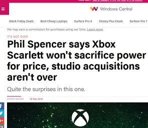 Phil Spencer says