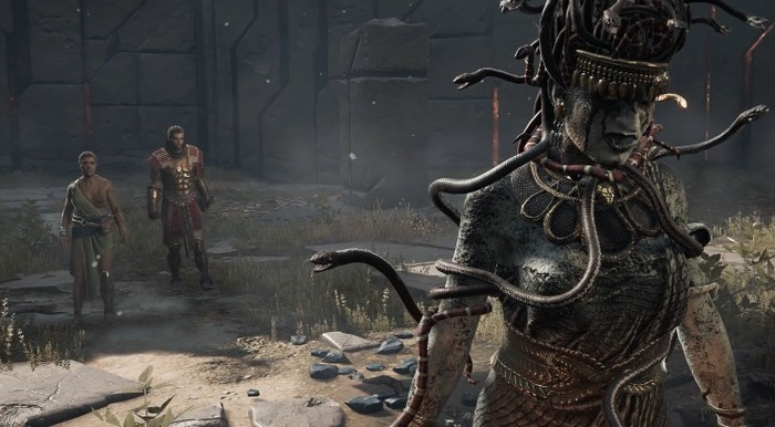 (4) Assassin's Creed Odyssey-