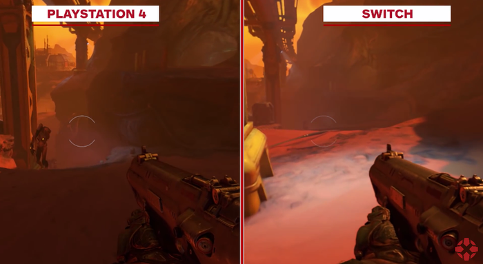 (23) Doom Graphics Comparison-