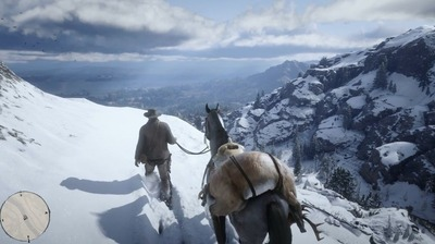 (23) Red Dead Redemption 2