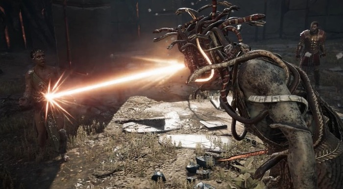 (5) Assassin's Creed Odyssey-