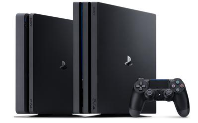 PS4本体pro