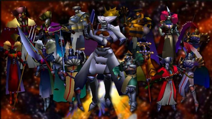 ファイナルファンタジーシリーズの召喚獣の画像 p1_5