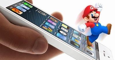 Nintendo iphone