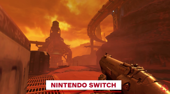 (21) Doom Graphics Comparison-