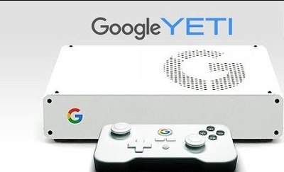 Googleが3月開催のGDC2019にて新ゲームハード『Yeti(イエティ)』発表へ!!ソニー、任天堂、MSの三大勢力図が大きく変わるかも
