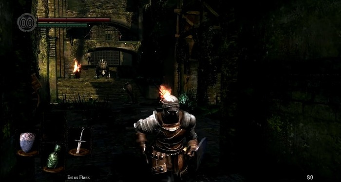 (16) Dark Souls Remastered