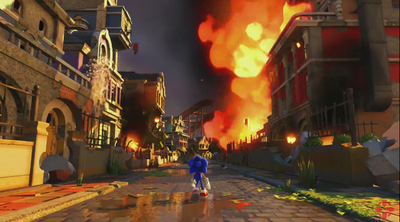 Sonic Forces Gameplay Reveal Trailer - YouTube