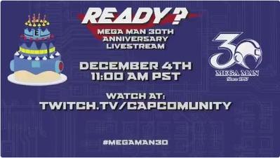 megaman30-anniversary-livestream-nintendo-retweeted