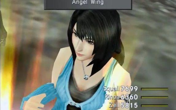 Final Fantasy VIII Ps1 vs Ps4 - YouTube - 190612-202752