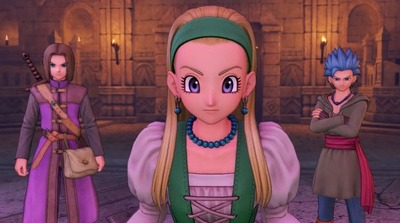 (101) Dragon Quest XI English Gameplay -