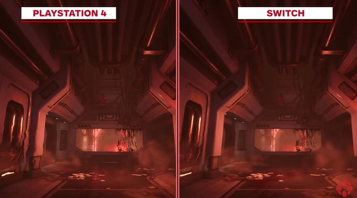 (19) Doom Graphics Comparison-