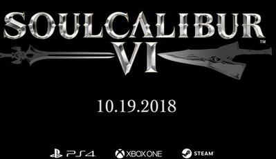 SOULCALIBUR VI -
